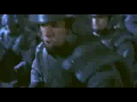 Starship Troopers - Movie Trailer - 1997