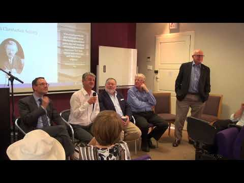 Chesterton Conference 2017 Speakers Panel and Q&A