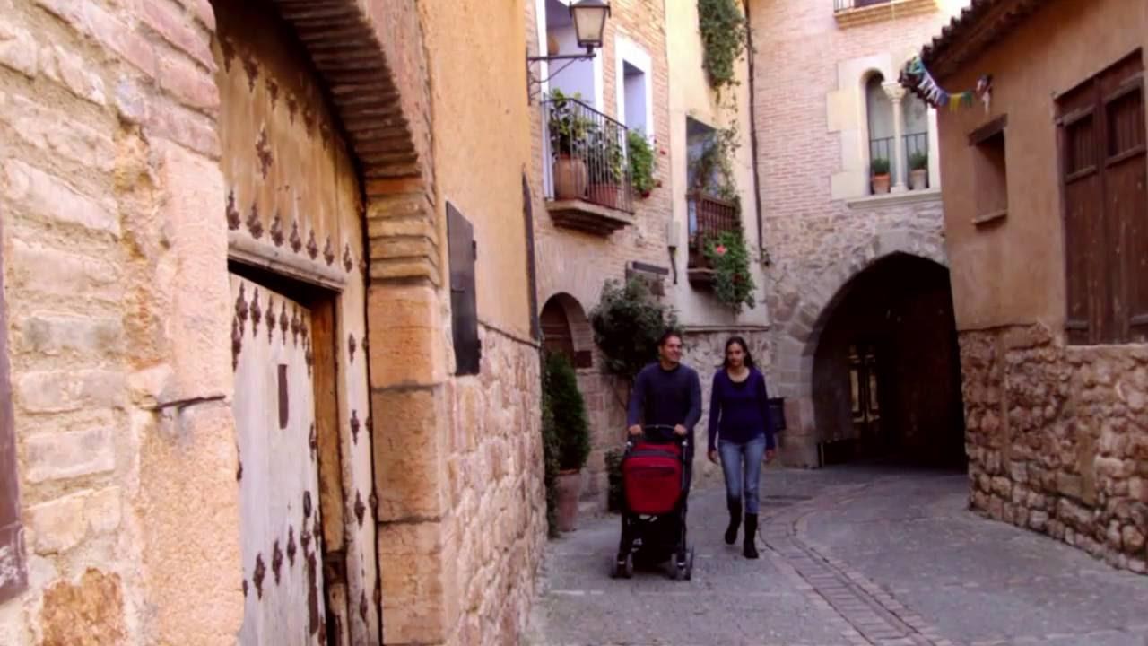 Alqu 201 Zar Huesca Villa Medieval Entre Los Pueblos Mas