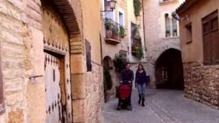 ALQUÉZAR (Huesca) - Villa Medieval (entre los pueblos mas bellos de España)