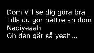 Dani M - Nån Annan ft. Jacco - Lyrics