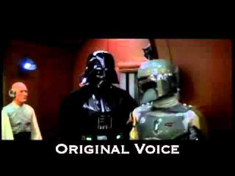 Boba Fett - Voice Comparison