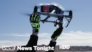 Using Drones To Gather Whale Snot — For Science (HBO) thumbnail