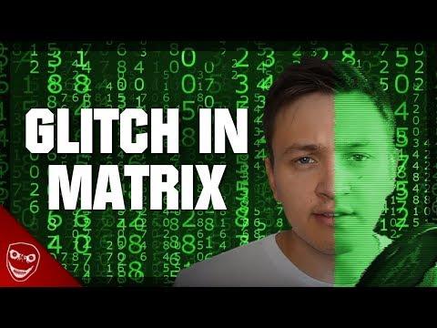 Der gruselige Grund für Déjà-vu und den Mandela Effekt! Glitch in der Matrix!