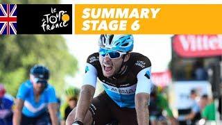 Summary - Stage 6 - Tour de France 2018