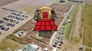 450 North Corn Maze Beer Fest 2018 [official Video]