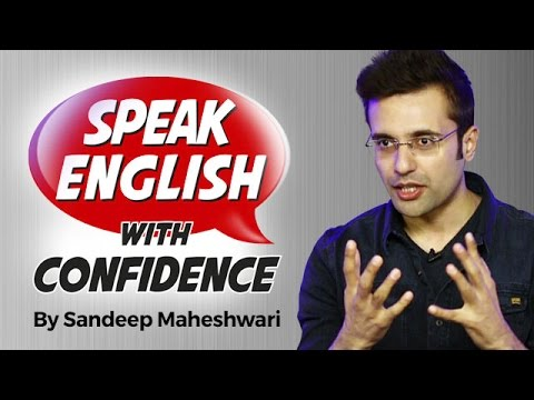 Speak English with Confidence - By Sandeep Maheshwari I Hind
