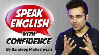Speak English with Confidence - By Sandeep Maheshwari I Hindi