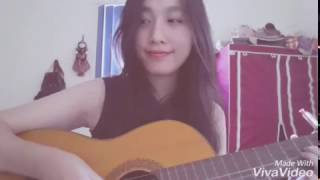 Safe and Sound - Guitar cover - Trang Van