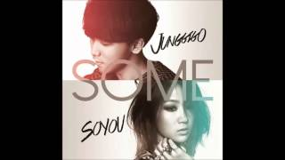 Download [AUDIO DL] Soyou (소유) & Junggigo (정기고) - 썸 (Some) (Feat. Geek's Lil Boi)