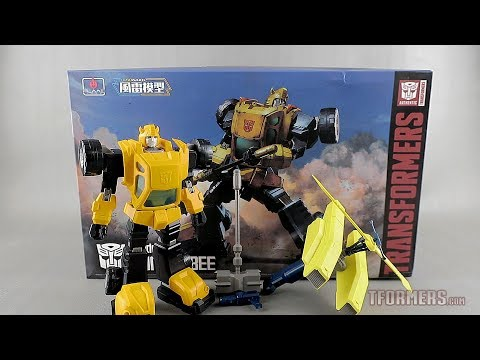 Bumblebee Model Kit Review Transformers Furai Model From Flame Toys