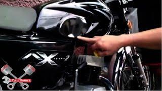sacar golpes en un tanque de moto, muy facil ✓