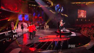Adam Lambert and Carlos Santana   -  Smooth  -  Finale  -  20/05/09