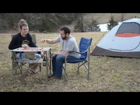 ALPS Mountaineering Eclipse Checkerboard Table YouTube