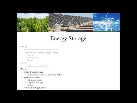 Energy Storage (Part 3)
