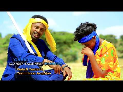 Masfin Damissuu: Gaaddisee ** NEW 2018 Oromo Music