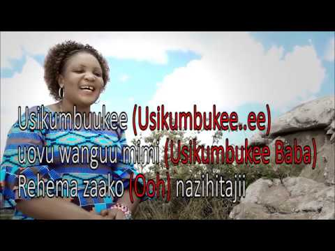 Jane Misso  Usikumbuke Remix Lyrics