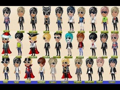 Топ 5 кастюмов в аватарии для парней
