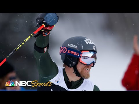Tommy Ford's incredible Giant Slalom performance ends American title drought | NBC Sports