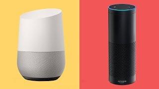 Google Home vs. Amazon Alexa | qual é melhor?