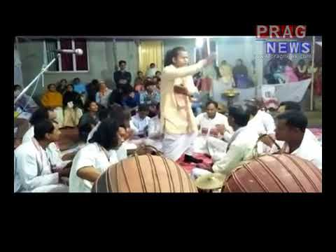 What kind of culture is this dancing pathak desplaying? The dancing Nagara Naam at Guwahati