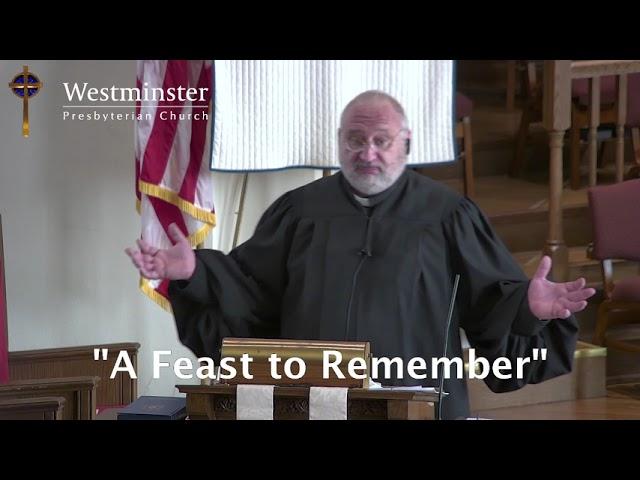 WPC Sermon 8 1 21