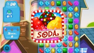 Candy Crush Soda Saga - Android IOS iPad iPhone App Gameplay Review [HD+] #09 ★ Lets Play