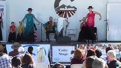 Flamenco Dance Arizona Performance at Chandler Festival Yumi La Rosa Flamenco Studio Students