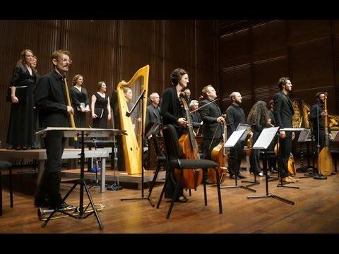 J.S. Bach, Schütz, Bernhard, Buxtehude by Ensemble Pygmalion, Amsterdam 07 Oct. 2015