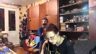 23.12.2014 Ночные песни / Гавно вопрос / Ната Цвиркунова