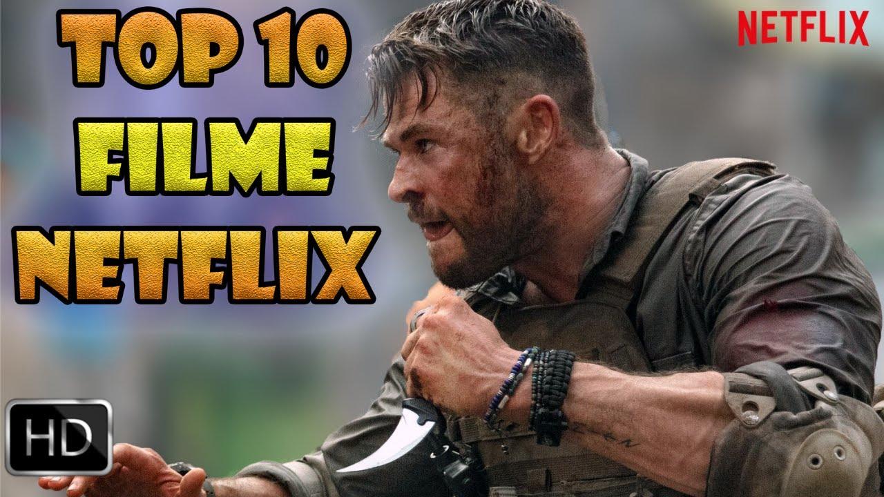 TOP 10 FILME NETFLIX Lansate in 2020