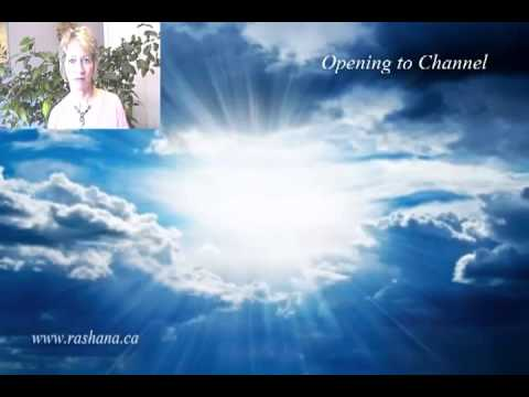 Opening to Channel Meditation - How to Connect to Your Higher Guidance