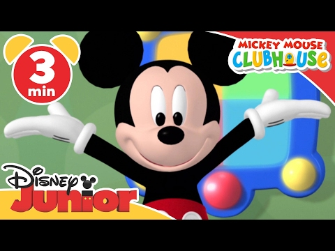 Magical Moments | Mickey Mouse Clubhouse: Donald's Valentines' Gift | Disney Junior UK