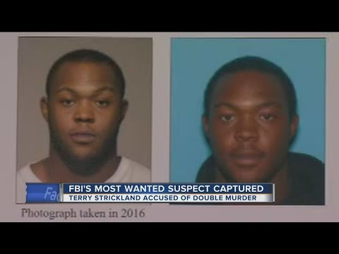 Man on FBI's Most Wanted List Arrested in Texas