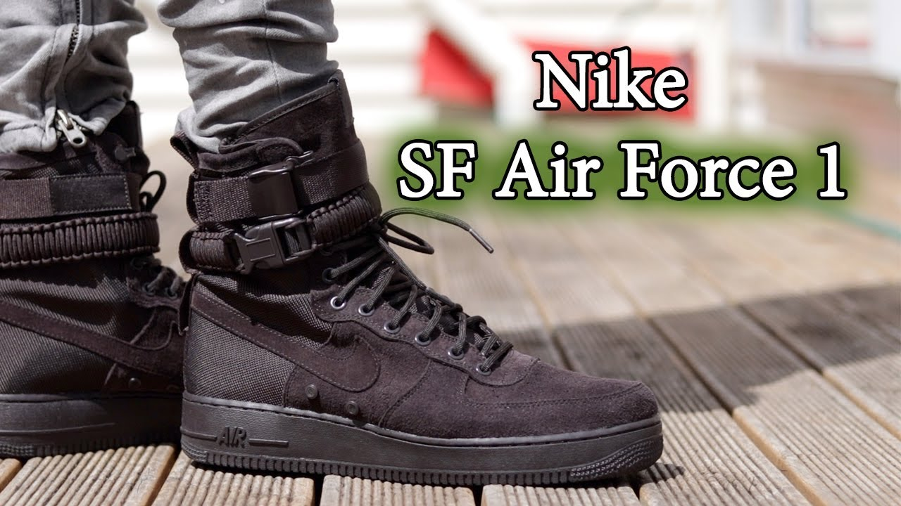 Where Can I Buy Nike Air Force 1 Boots Vert Or E8cc0 4452f