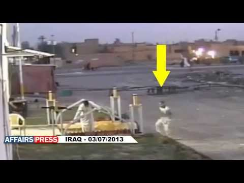 AffairsPress | Wahhabi Suicide Bomber Entering A Shia Mosque In Iraq And Detonating Himself
