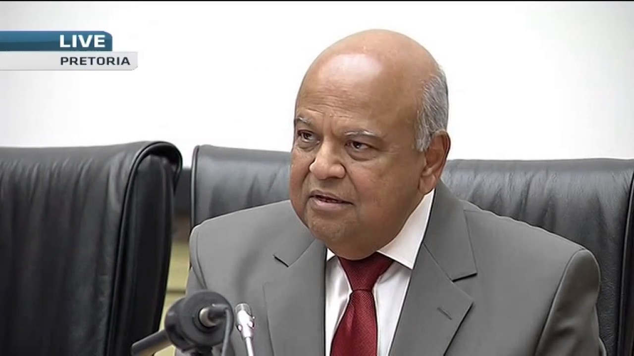 Pravin Gordhan speaks out after firing