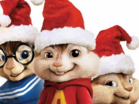 Alvin et les chipmunks j 39 aime no l youtube - Coloriage alvin et les chipmunks simon ...