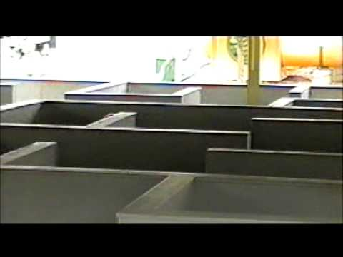 Six Flags ToonTown Maze 2000