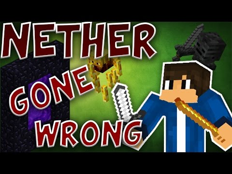 Realm of Kingdoms- Chapter One: The Creation - Episode 7: NETHER GONE WRONG!!! w/ Superhomerunner!