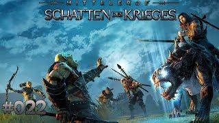 Mittelerde: Schatten des Krieges #022 - Nur die Besten! - Let's Play Mittelerde Deutsch / German