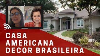 Casa típica americana mas abrasileirada Casa Viva por