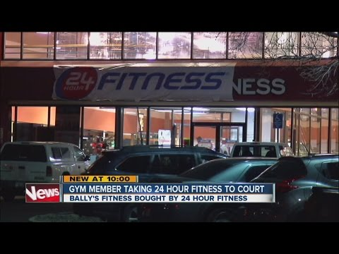 Gym member taking 24 Hour Fitness to court