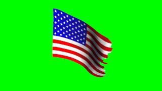 Animated Flag \