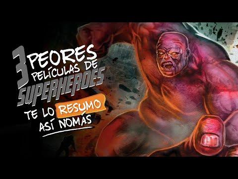 Te Lo Resumo | 3 Películas De Superhéroes Así Nomás