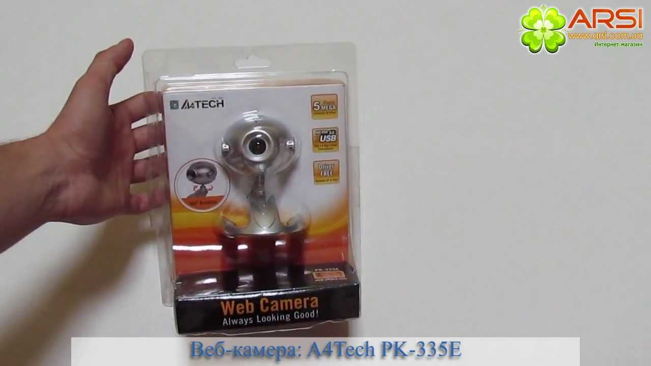 A4TECH CAMERA PK-335E DRIVER WINDOWS 7 (2019)