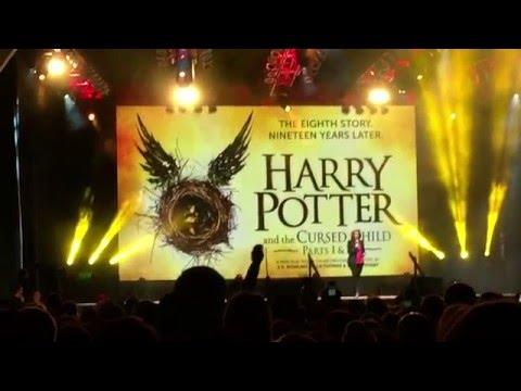 HPCelebration2016 - Universal Orlando - Opening Ceremony