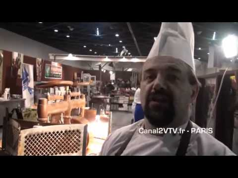 ARCHIVES 2010 : Le chocolatier Italien Silvio BESSONE, la passion du Chocolat !