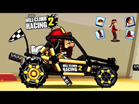 Куча сундуков и НОВЫЙ ВИД с ивента .  HILL CLIMB RACING 2 Game for kids . Игра про машинки для детей