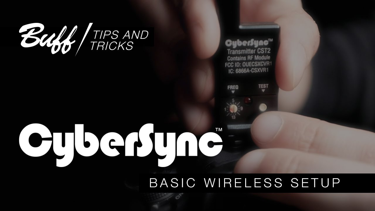 Välkända Paul C. Buff Europe CyberSync Trigger Transmitter 2 | flitsenflash HH-68
